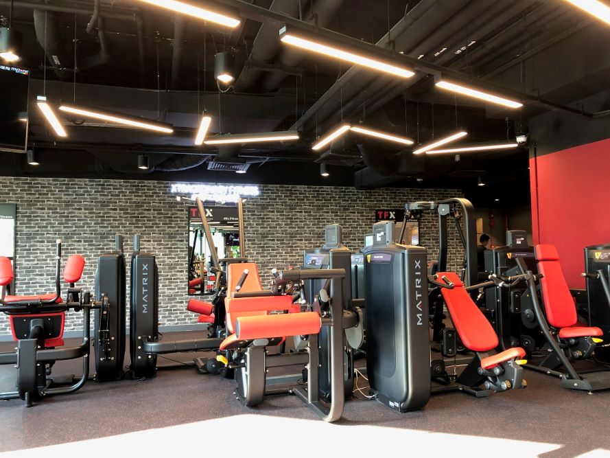 True Fitness-Funan Center & Pacific Plaza