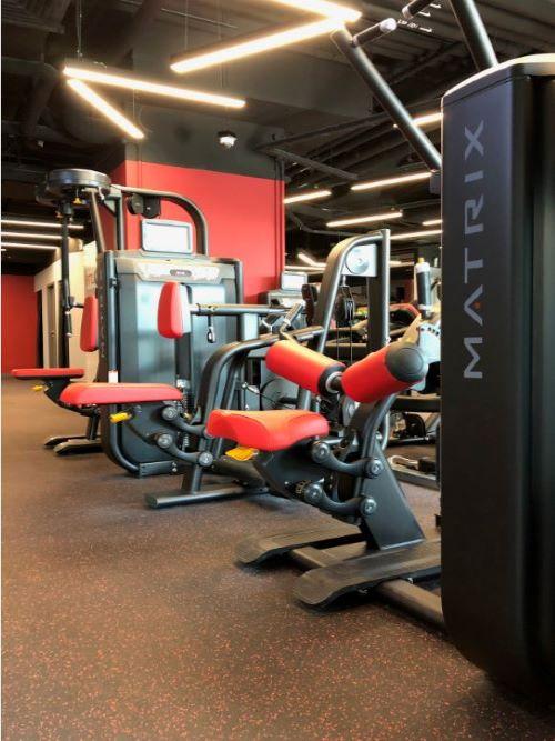 True Fitness Funan-3-3;