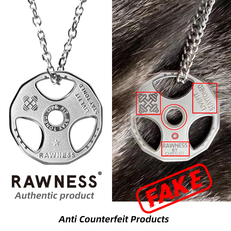 Let's say no to Counterfeit Products