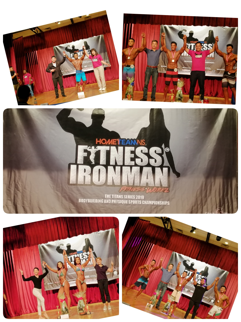HomeTeamNS Fitness Ironman 2019