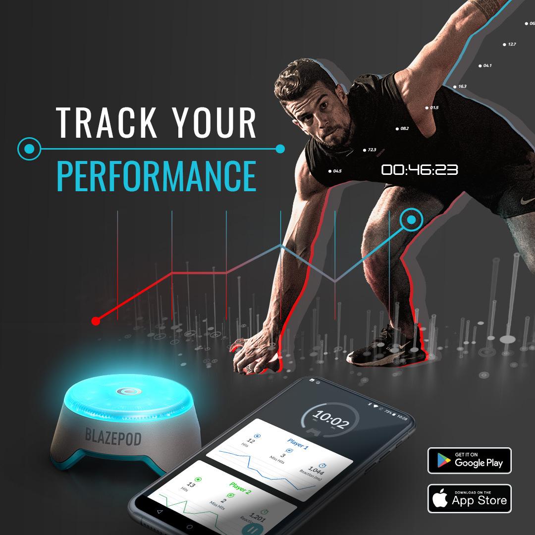 BLAZEPOD- Train your Reflex with us